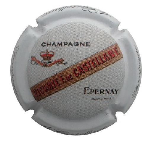 cont n°1 marron clair Capsule de Champagne:  TASSIN Michel
