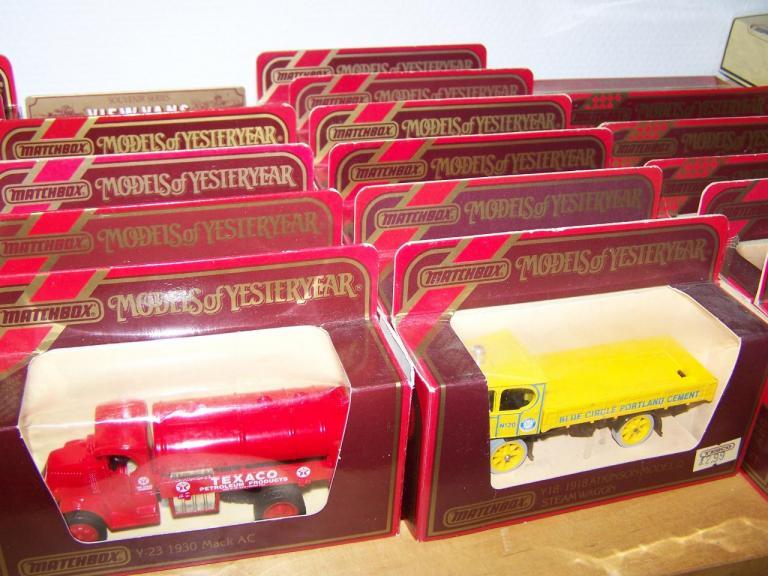 Miniature Matchbox
