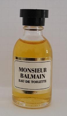 Balmain monsieur edt