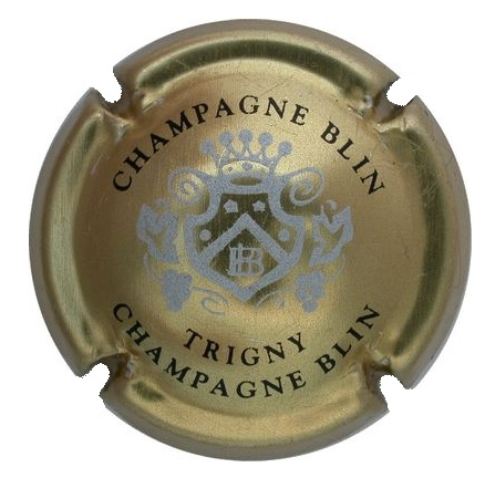 CAPSULE DE CHAMPAGNE BLIN*