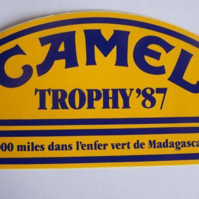 Camael trophy 87