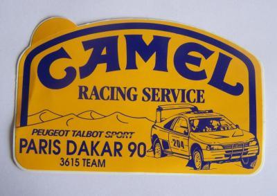 Camel paris dakar 90