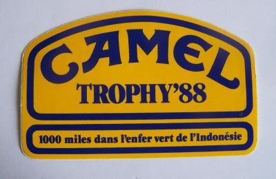 Camel trophy 88