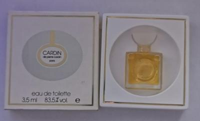 Cardin de cardin edt 3 5ml