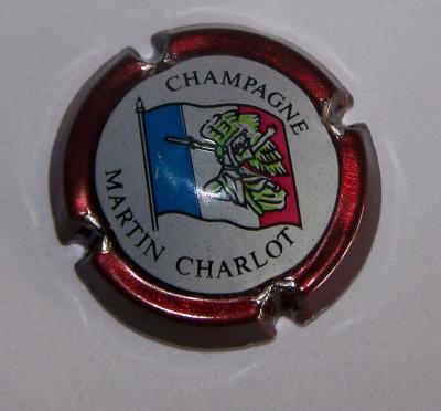 Charlot martin drapeau