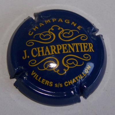 Charpentier bleu
