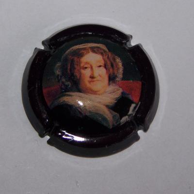 Clicquot portrait clair