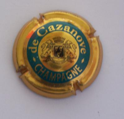 De cazanove or
