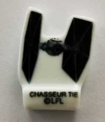 Feve star wars chasseur tie