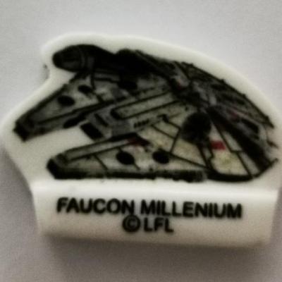 Feve star wars faucon milenium