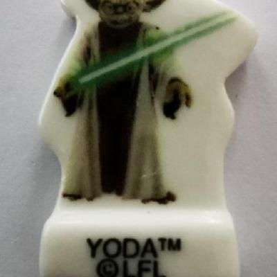 Feve star wars yoda