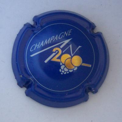 Generique an 2000 bleu