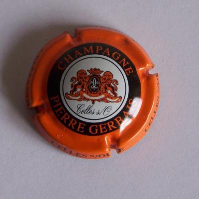 Gerbais pierre orange