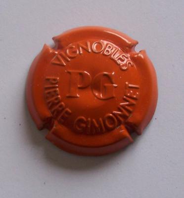 Gimonnet pierre orange