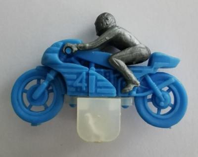 Kinder ancien moto n 4 1984