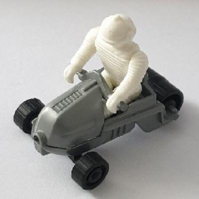 Kinder astronauten 1986