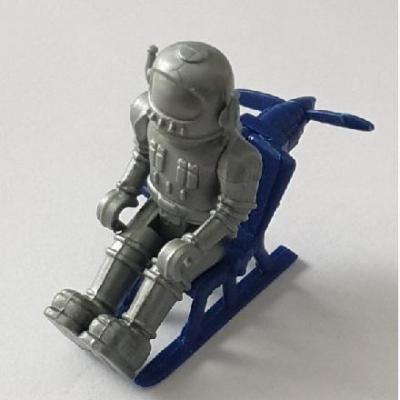 Kinder astronauten 1991 k9242