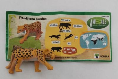 Kinder dc0004a panthere