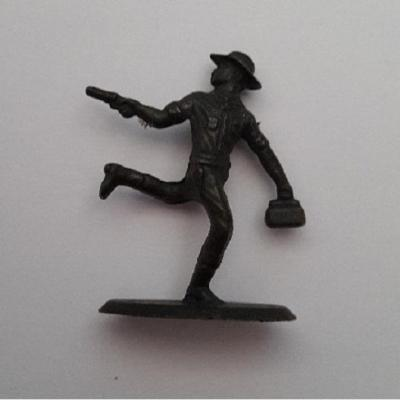 Kinder metal cowboy 1977