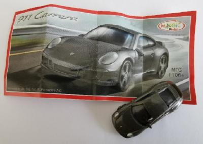 Kinder porsche mgp ft064