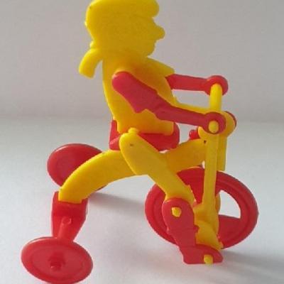 Kinder tricycle 2