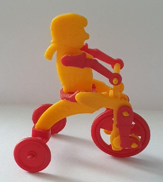 Kinder tricycle 3