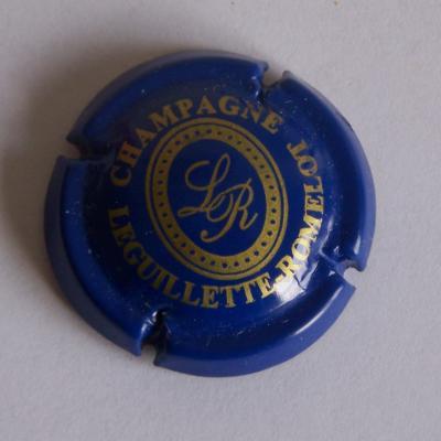 Leguilette romelot bleu