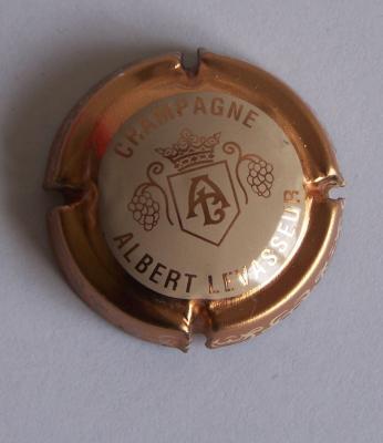 Levasseur albert or rose