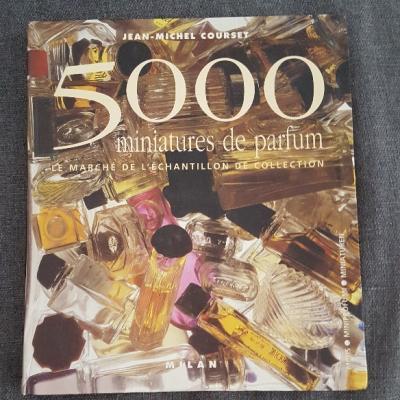 Livre parfum 5000 courset