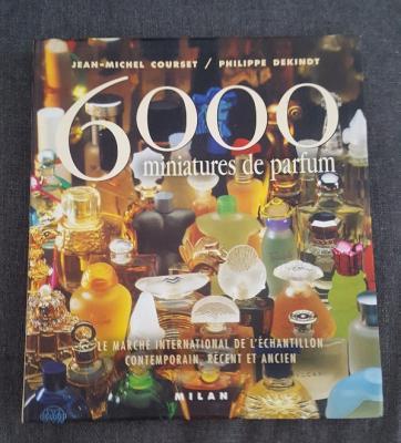 Livre parfum 6000 courset
