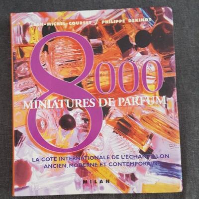 Livre parfum 8000 courset