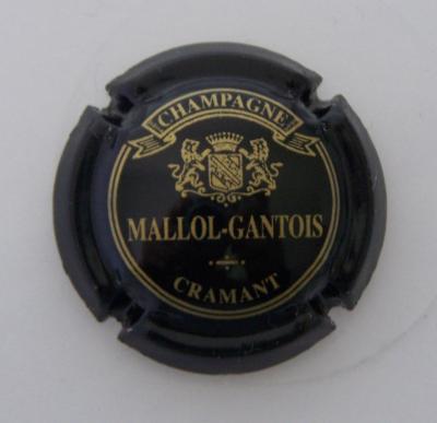 Mallol gantois noir