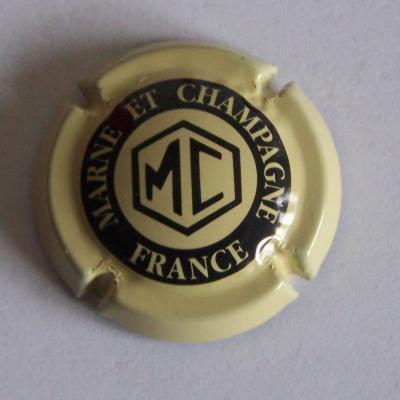 Marne et champagne creme