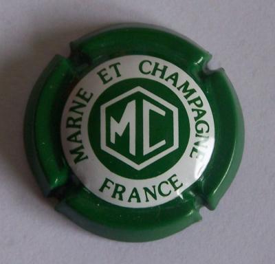 Marne et champagne vert