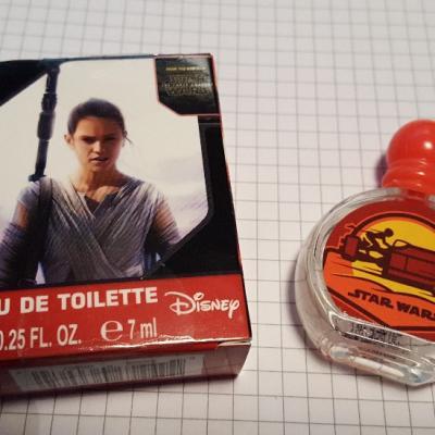 Miniature star wars 7ml rey