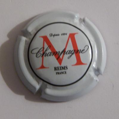 Montaudon blanc cercle