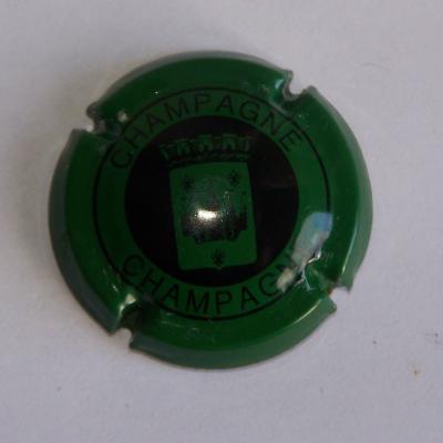 Pannier vert