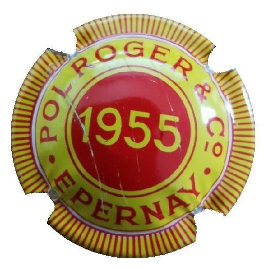 Pol roger 1955