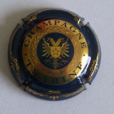 Tsarine bleu